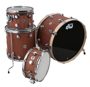 DW Drums Collector's Series Maple:Mahogany