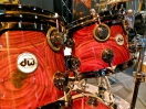 DW Collector's SSC Maple – close-up
