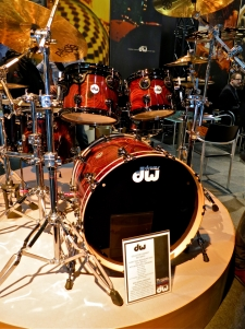 DW Collector's SSC Maple
