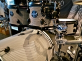 Mapex Meridian Black Viper finish