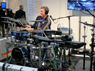 Roland V-Drum presentation