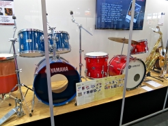 Yamaha 125th Anniversary – vintage drums