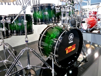 Yamaha Live Custom Oak – green