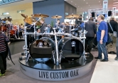 Yamaha Live Custom Oak