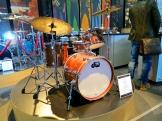 DW Drums Jazz Mahogany:Gum