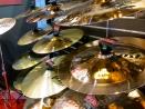 Paiste PST cymbals