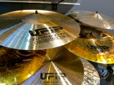 UFiP Experience cymbals