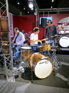 MM 2015 – Drum-Tec booth