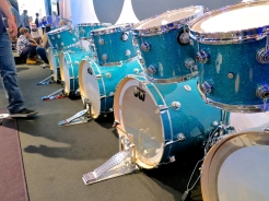 MM 2015 – DW Drums bass drums