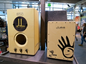 MM 2015 – J. Leiva cajon with DTS-tuning