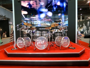 MM 2015 – Paiste booth