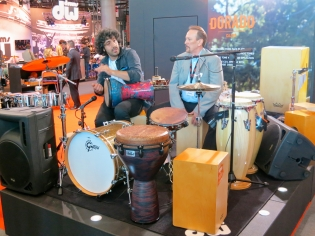 MM 2015 – Remo Percussion