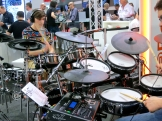 MM 2015 – Roland V-Drums