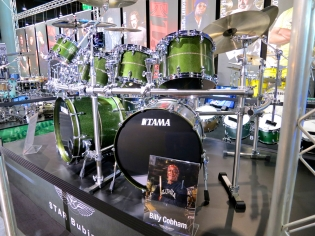 MM 2015 – Tama Billy Cobham
